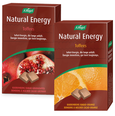 Natural Energy Toffees