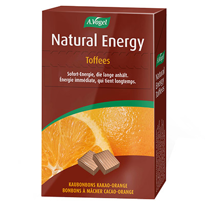 Energy Toffees