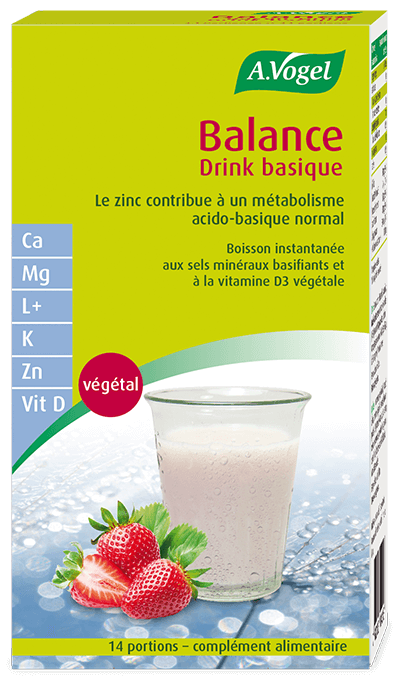 Balance Drink basique, Complements Alimentaires, A.Vogel